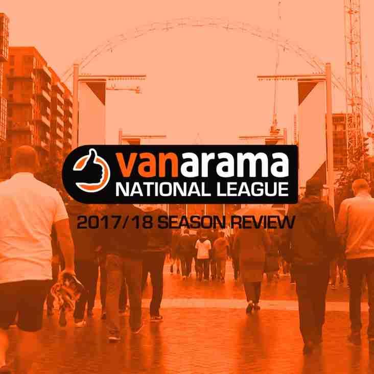 BT Sport's Review of the Vanarama National League Season