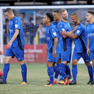 CHIPPENHAM TOWN 2 0 SWINDON TOWN – Tues 17th July 2018