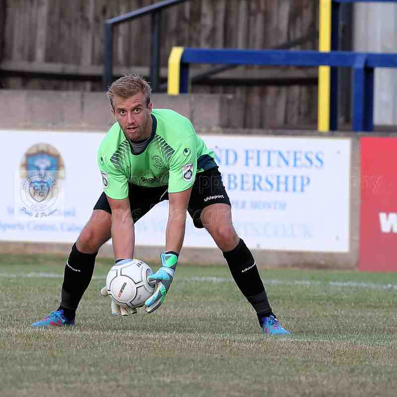 Chippenham Town V Swindon Town Friendly Match Pictures 17th July 2018