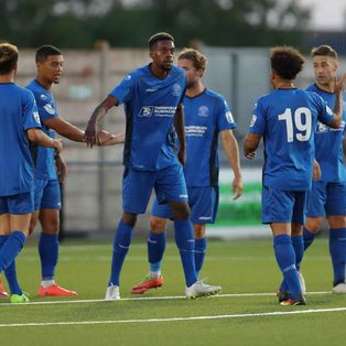 CIRENCESTER TOWN 2 2 CHIPPENHAM TOWN – Tues 24th July 2018