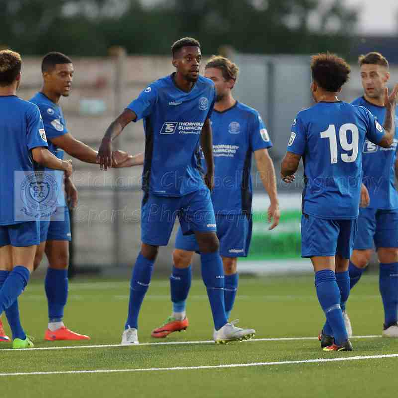 Chippenham Town V Cirencester Town Friendly Match Pictures 24th July 2018