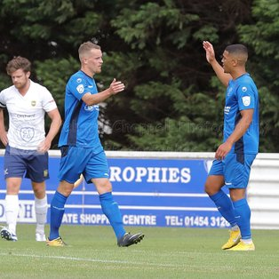 YATE TOWN 0 3 CHIPPENHAM TOWN – Sat 28th July 2018