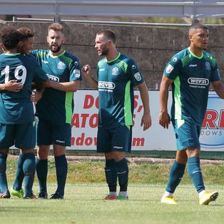 HEMEL HEMPSTEAD TOWN 4 2 CHIPPENHAM TOWN – Sat 4th Aug 2018