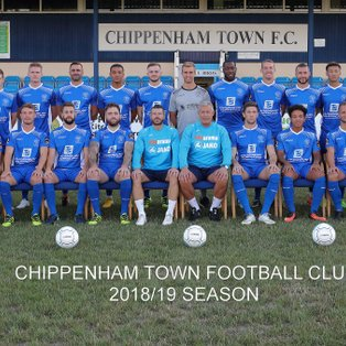 CHIPPENHAM TOWN 3 1 HUNGERFORD TOWN – Sat 16th Feb 2019