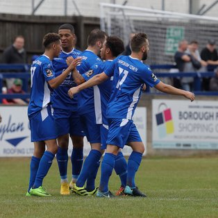 CHIPPENHAM TOWN 1 4 WELLING UNITED – Sat 11th Aug 2018