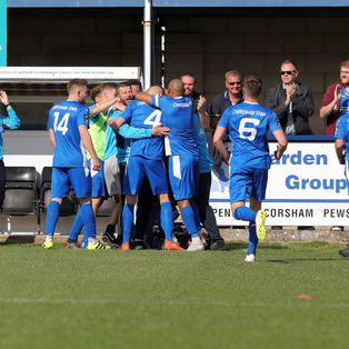 CHIPPENHAM TOWN 2 0 BILLERICAY TOWN – Sat 25th Aug 2018