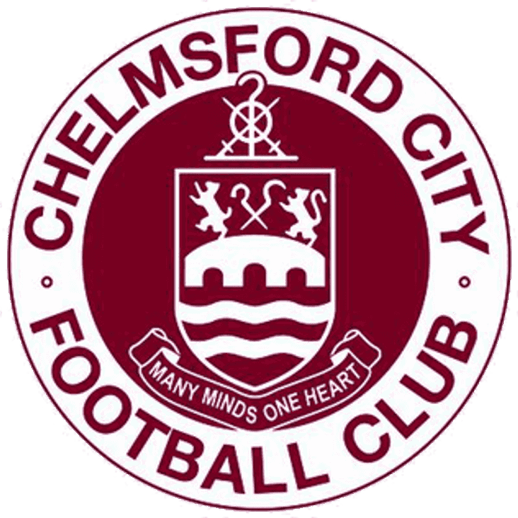 CHELMSFORD CITY V CTFC 20 OCT 18 - NEW DATE
