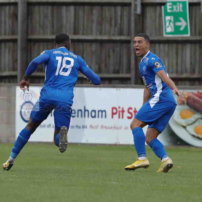 Chippenham Town V East Thurrock Unites Match Pictures 27th October 2018