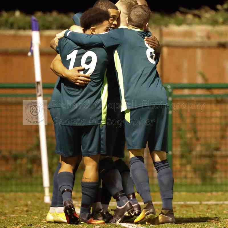 Chippenham Town V Oxford City Match Pictures 30th October 2018