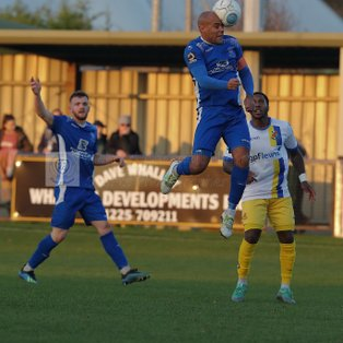 CHIPPENHAM TOWN 3 1 WEALDSTONE – Sat 17th Nov 2018