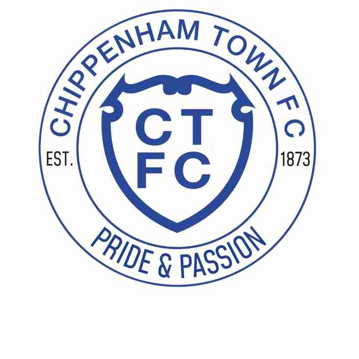 Chippenham Town Under 18's V Longwell Green 10th December 2018