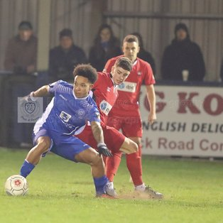 CHIPPENHAM TOWN 2 3 EASTBOURNE BOROUGH – Sat 5th Jan 2019