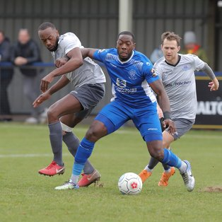 CHIPPENHAM TOWN 0 1 OXFORD CITY – Sat 2nd March 2019