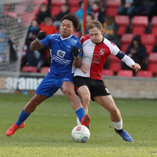 WOKING 2 0 CHIPPENHAM TOWN – Sat 9th March 2019