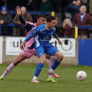 CHIPPENHAM TOWN 1 2 DULWICH HAMLET – Sat 6th April 2019