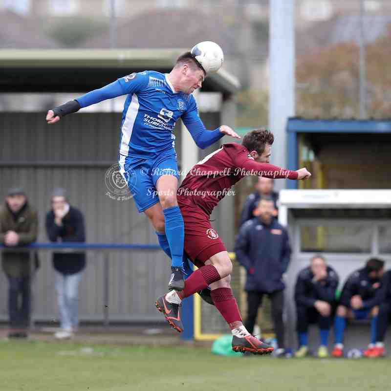 Chippenham Town V Slough Town Pictures 16th November 2019