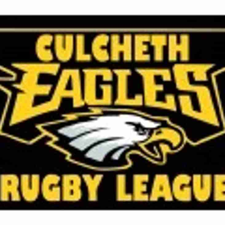 Culcheth Eagles U12's