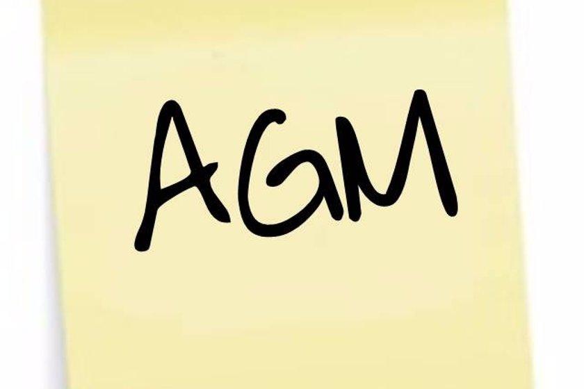 AGM 12th February 2018