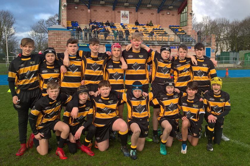 Culcheth Eagles vs. Ashton Bears Golds