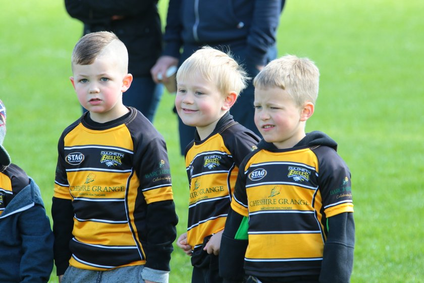 Cheshire Grange Care Home Pleased To Sponsor The Eagles Cubs