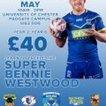 Warrington Wolves Rugby Camp