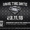 Warringtons Man Of Steel Awards Night