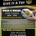 Play Touch Rugby With The Eagles