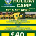 Warrington Wolves Rugby Holiday Camp