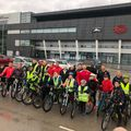 Sponsored Bike Ride By The Owls