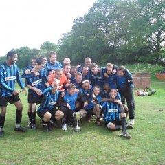 Division 2 Champions 2010-2011