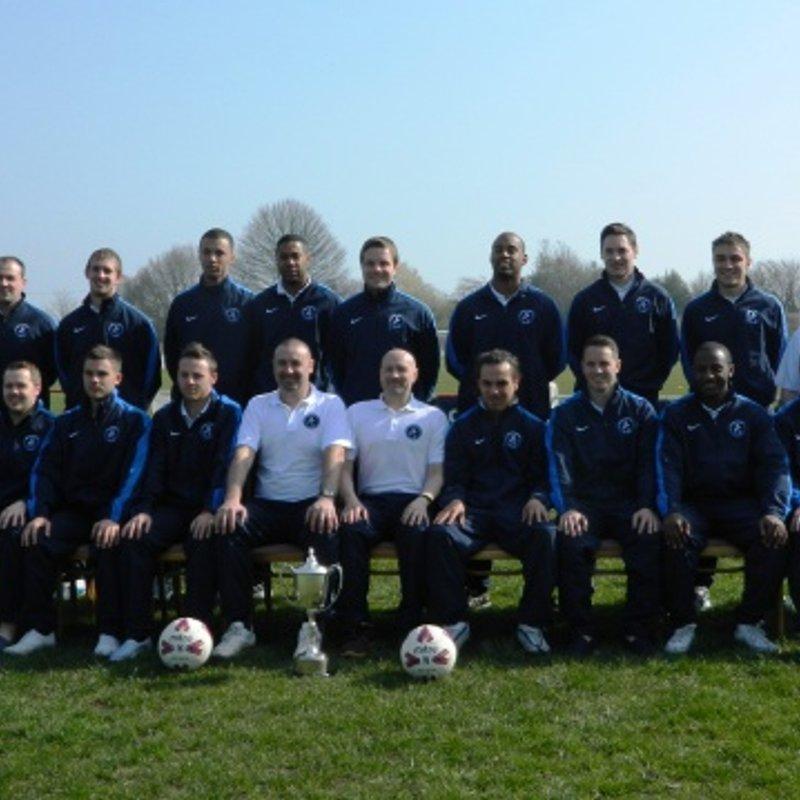 Pelsall Villa 0 - 1 Blackwood
