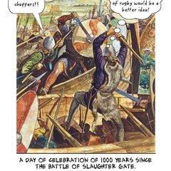 Slaughtergate 1000th Anniversary