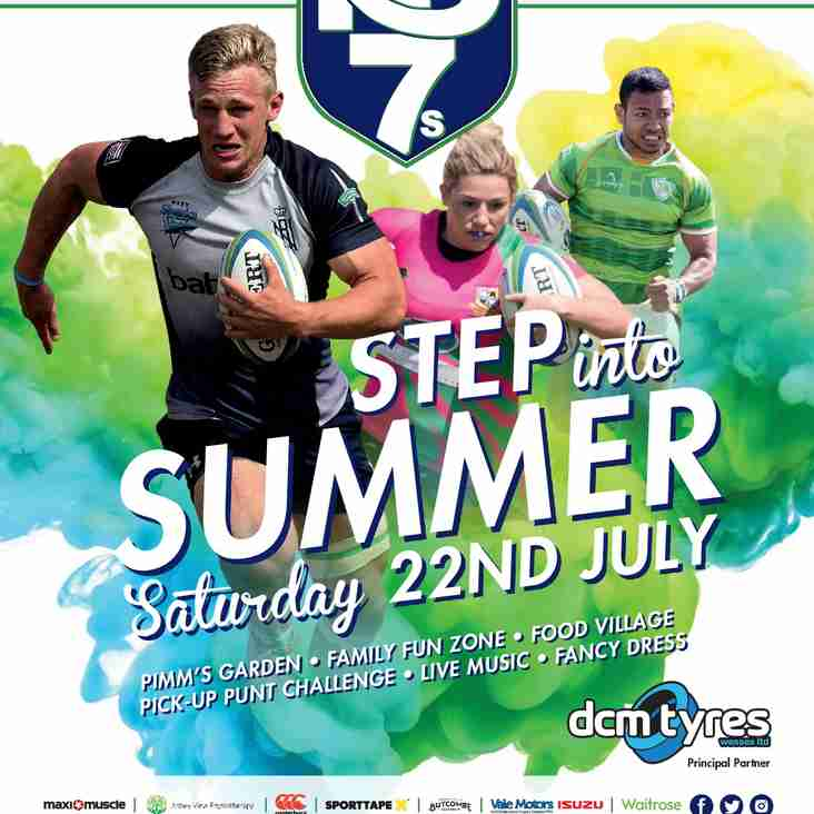 ND 7s - Saturday 22nd July 2017