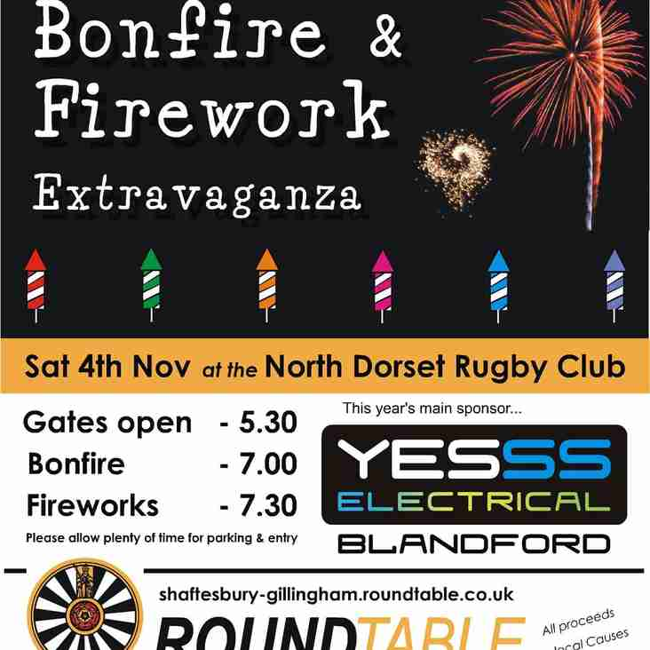 4th November Firework Night