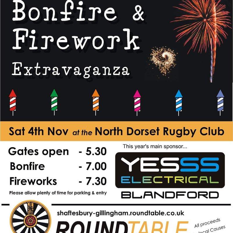 4th November Firework Night