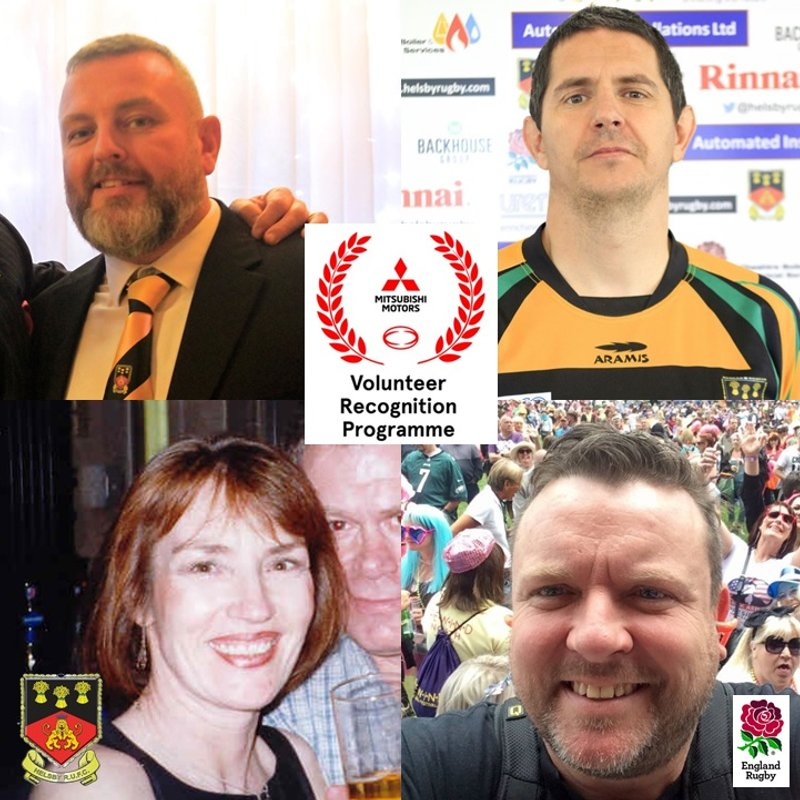 Helsby Heroes nominated for the Mitsubishi Motors Volunteer of the Year Awards