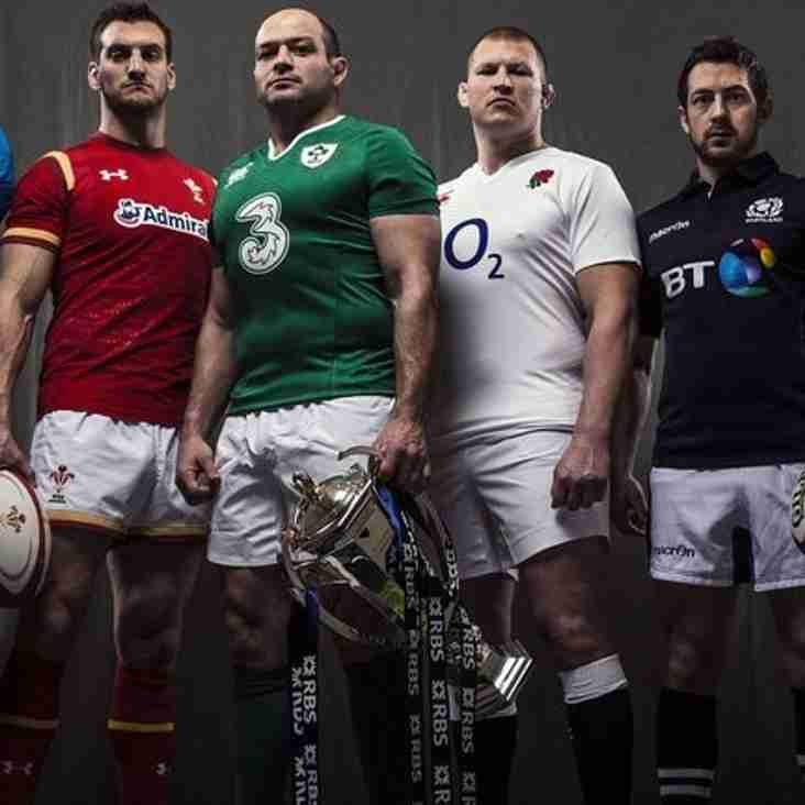 Watch England in the 2019 Six Nations!