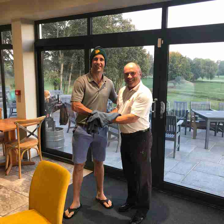 BSE RUFC Annual Golf Day