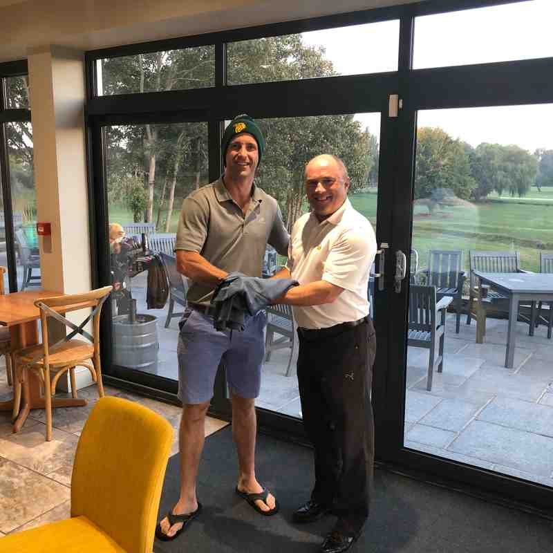Annual Golf Day 2018