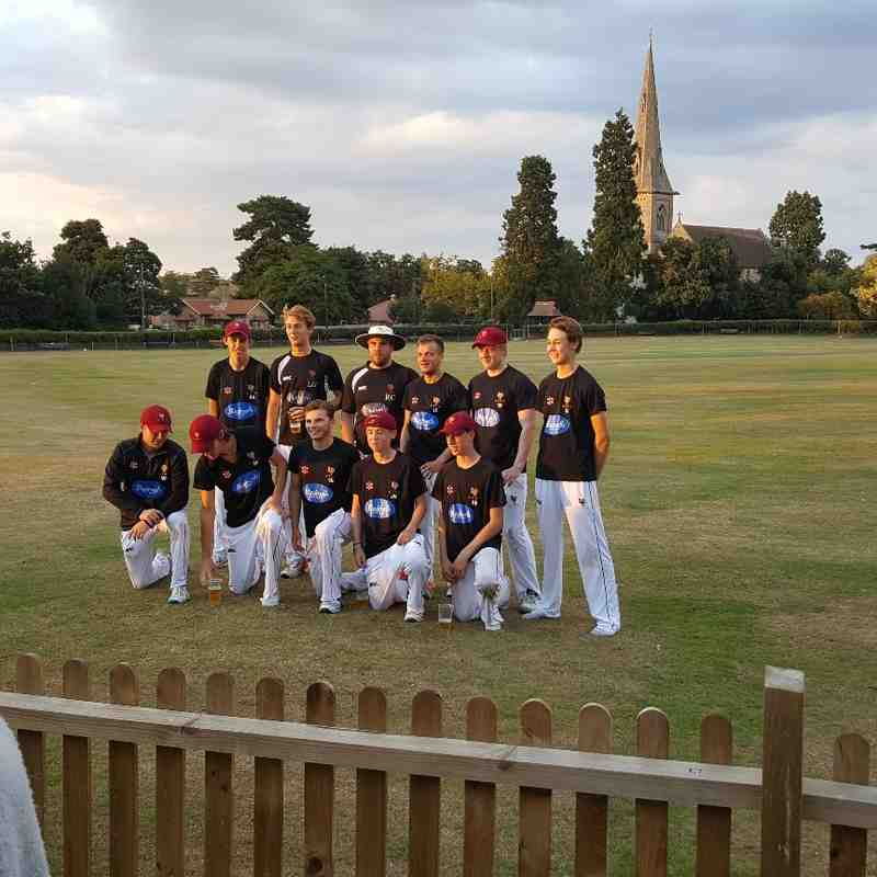 T20 Winners