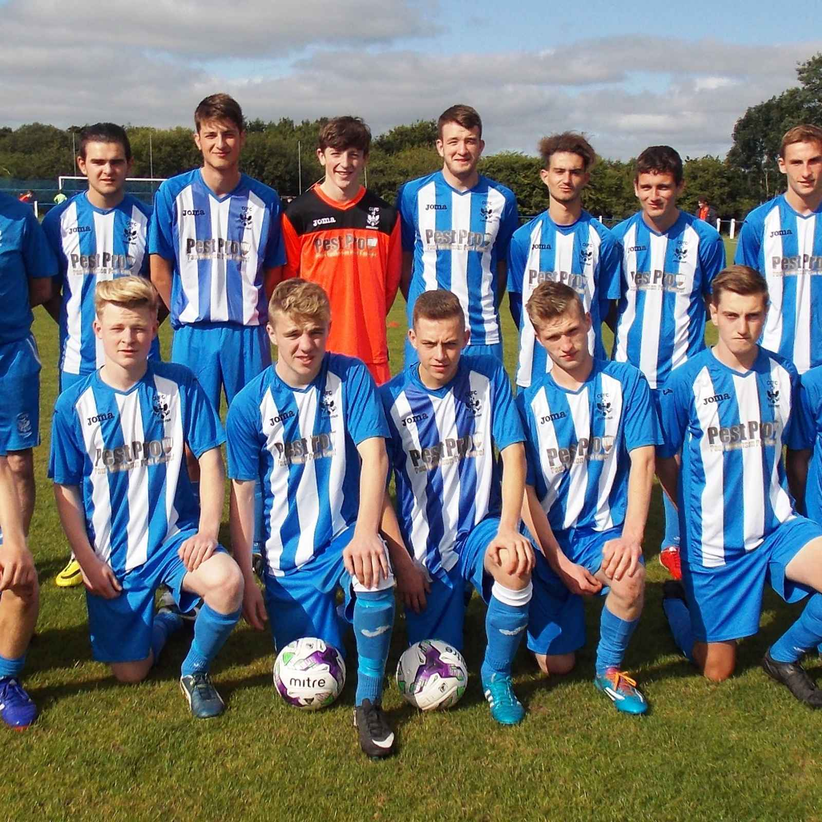 Academy Secure  Double Over Local Rivals
