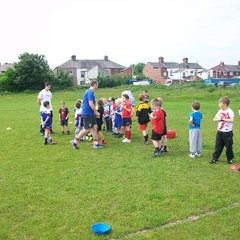 CLOCK FACE ARLFC Cubs Camp 2014
