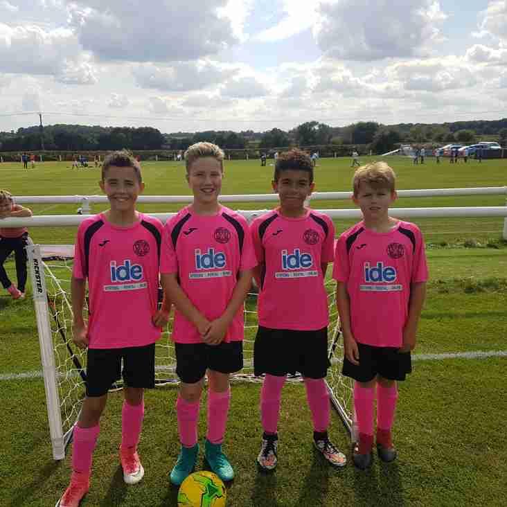 Under 12's qualify for 3v3 finals in Manchester