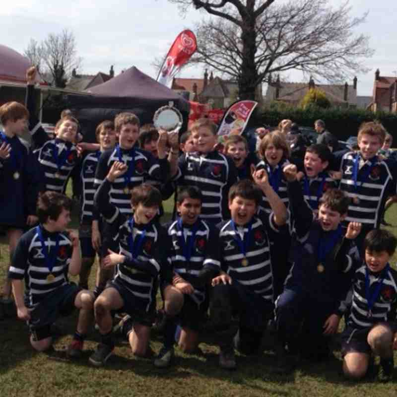 U12's - Middlesex Festival