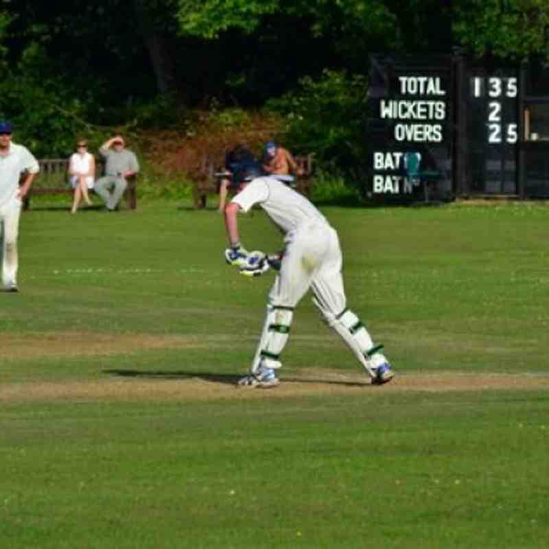 3rd XI v Glenrothes 20/07/13
