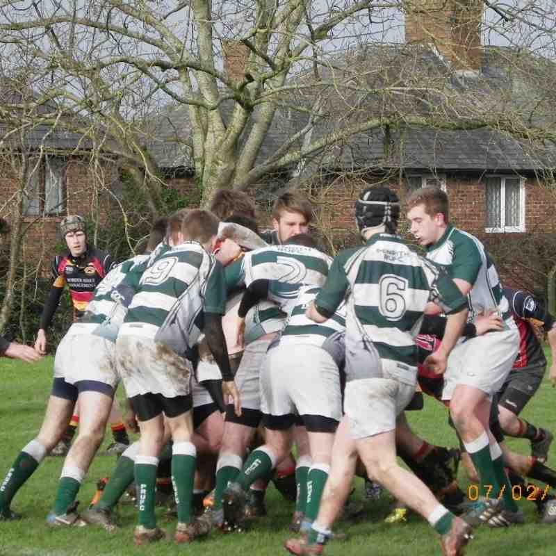 16-02-07 Penrith U16's v Kirby Lonsdale