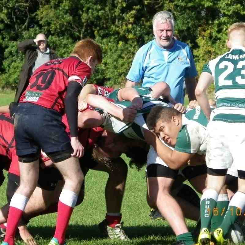 16-10-16 Penrith Jnr Colts V Chester