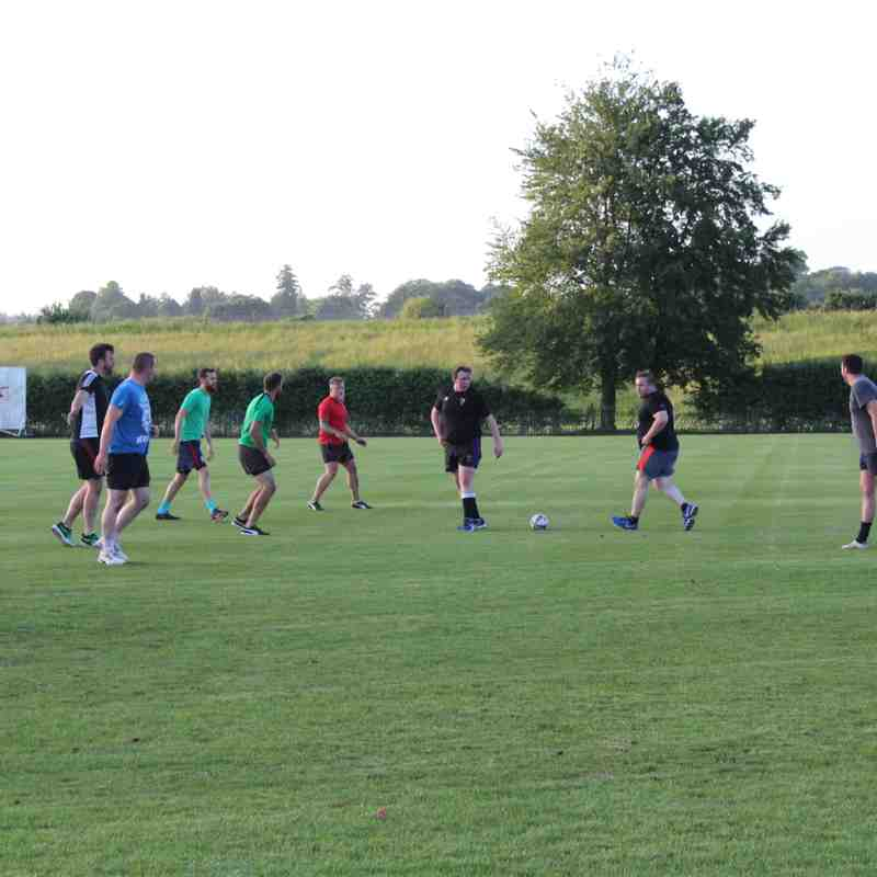 Phoenix Fitness/Touch Session - 05/06/18