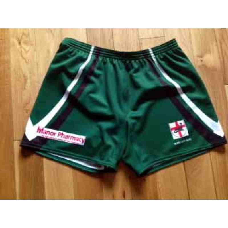 Replica Shorts 1st Team, large