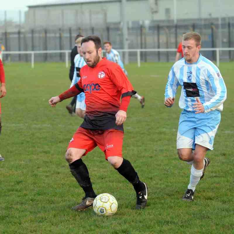 AFC vs Finchampstead
